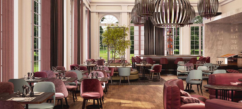 Orangerie — Schloss Hotel Fleesensee, DE