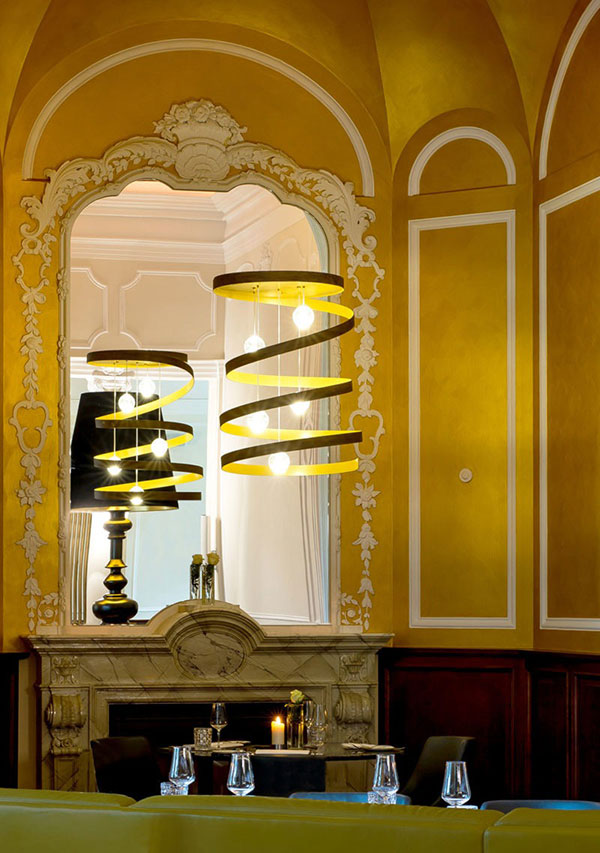 Blüchers Restaurant — Schloss Hotel Fleesensee, DE