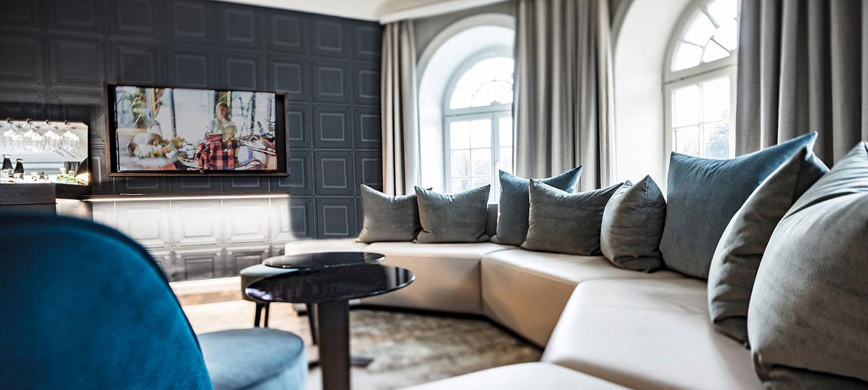 Turmsuite — Schloss Hotel Fleesensee, DE