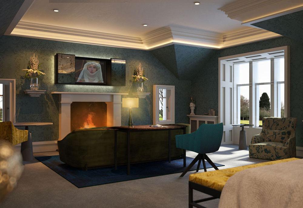 Schloss roxburghe kelso gb for Kitzig interior design gmbh
