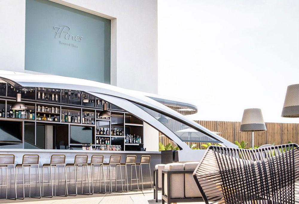 Seven pines resort ibiza es for Kitzig interior design gmbh
