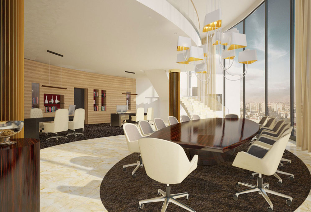 Sky Centre — International Hotel Group, RU