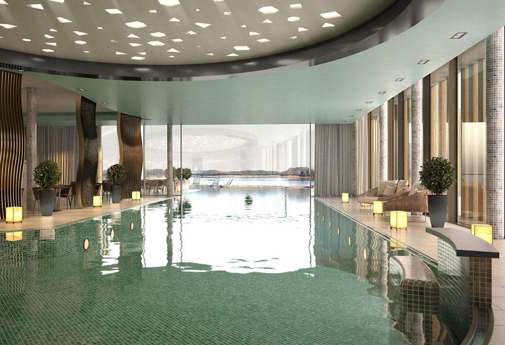 Spa — Maremüritz Yachthafen Resort Waren, DE