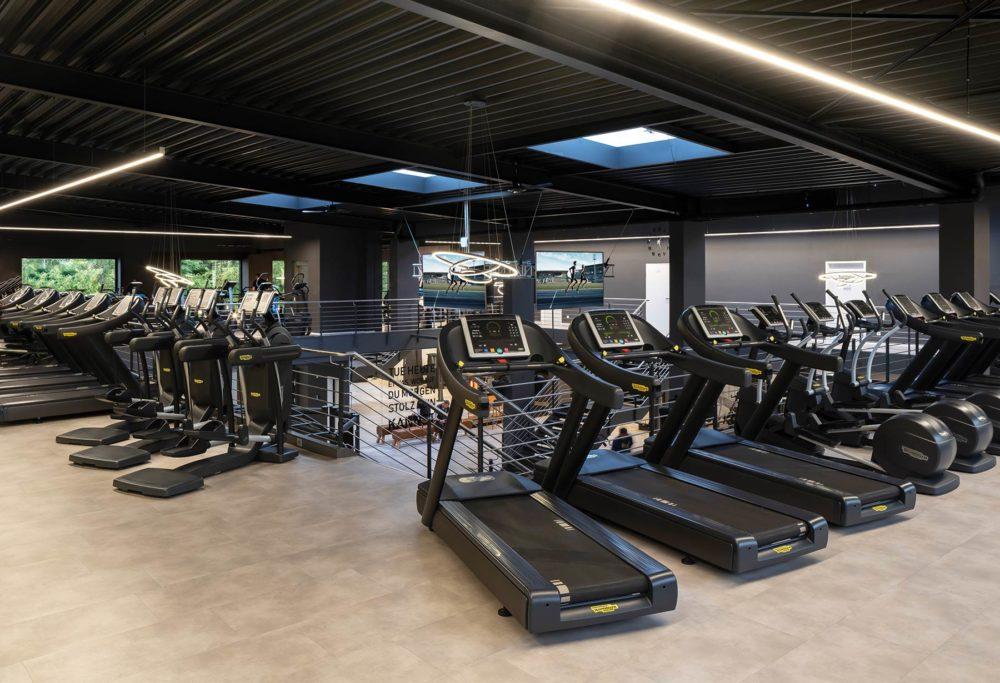 Turnhalle, die Fitnesslounge —  Dortmund, DE