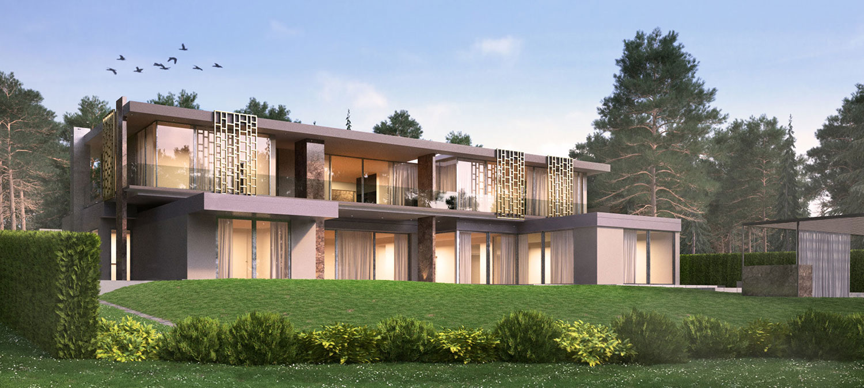 Villa — NRW, DE