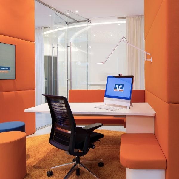 Bureau & salle de conférence