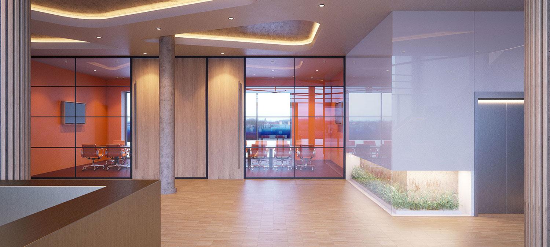 Weidmüller Technology Centre — Detmold, DE