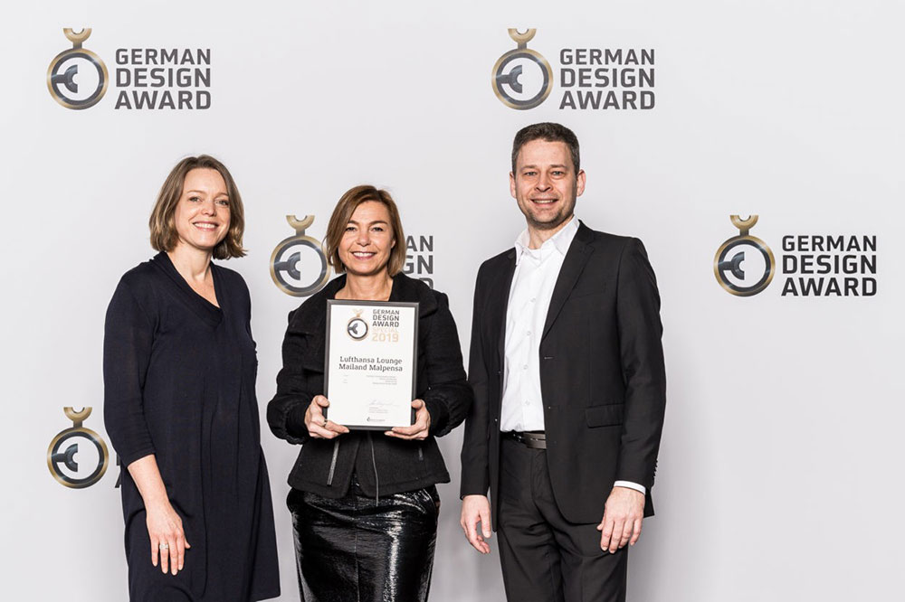 Preisverleihung German Design Award 2019
